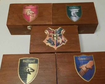 Harry Potter Keepsake Jewelry Box