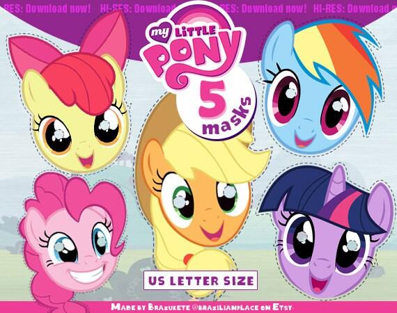 My Little Pony Birthday Invites is luxury invitations design