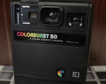 Kodak Colorburst 50 Instant Camera
