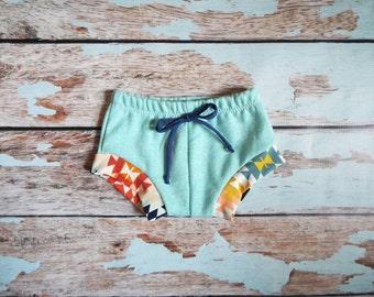 Girls Bloomies, Bloomers, Shorts, Baby, Toddler