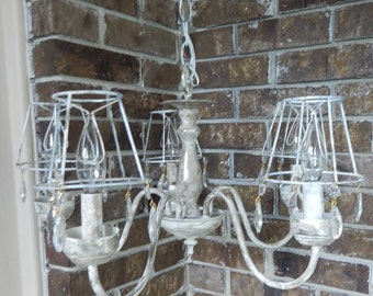 Shabby Chic Light Fixture