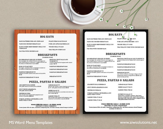 Food Menu , Menus Design, Takeout Menus, Us Menu, Restaurant Menus,menutemplates,  Restaurant Menu Maker , Drink Menu List, Vintage Menu
