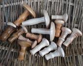 Darning or Sewing Mushroom Handturned