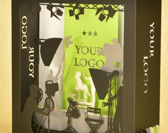 Promotional items, Promotional products, Custom-design pop up card for marketing, promo product for event marketers, promotional gift