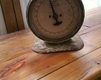 Vintage  Jansen-Ware Baby scale