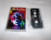ALICE In CHAINS Cassette Tape FACELIFT 1990