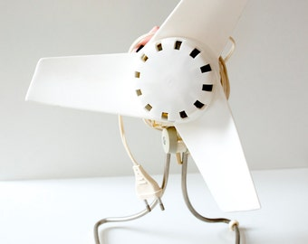 Original vintage fan from Soviet Union: Orbita-4(орбита-4) - made in USSR