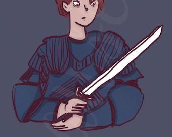 "Bookmark ""Brienne - Fight like a girl"""