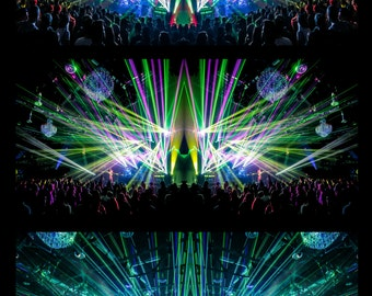 The Disco Biscuits x3