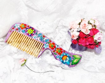 Wooden combs for hair Hair brush Wood combs Wood comb Wooden combs Wooden brush Hair care comb Brush spa massage Wood brush Wooden long hair