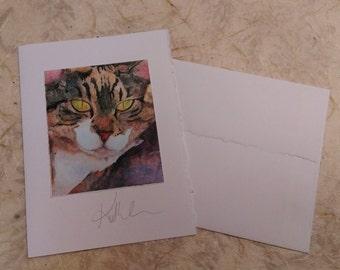Ollie, greeting card