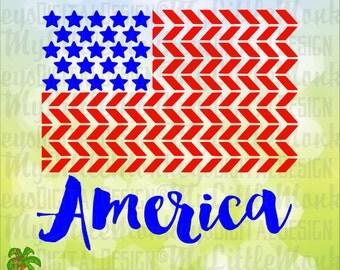 USA Flag SVG ~ USA svg ~ America svg ~ American Flag svg ~ Flag svg ~ Flag Decal ~ Commercial Use svg ~ Clip Art ~ Cut File eps dxf png