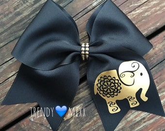 Tribal elephant bow