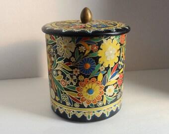 Canister, Tin Can, Tea Tin