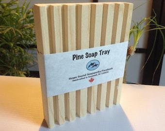 Canadian Pine Soap Dish