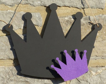 Princes Crown blackboard
