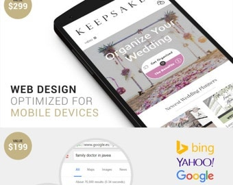 Custom eCommerce Website Design | Fully Responsive & Modern E-Commerce Website Design for WordPress