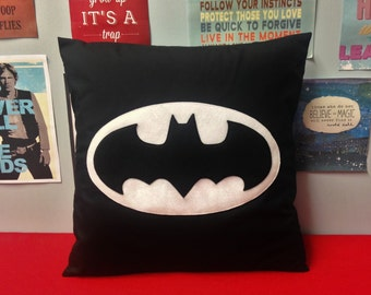 Batman cushion | Etsy
