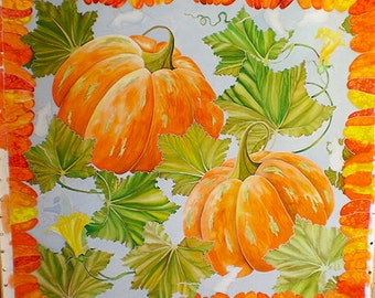 "Silk shawl ""Cinderella""/Hand painted"