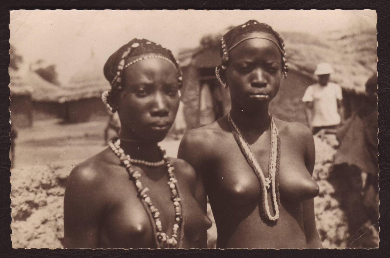 Nude Senegal 119