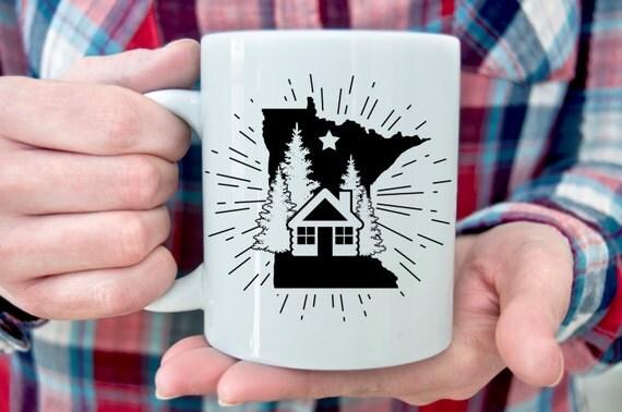 Minnesota CABIN Mug | 11 oz.