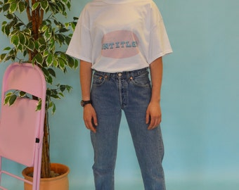 Entitled sub t-shirt