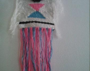"""Weaving """"Cancun"""""""