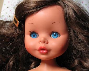 "Furga Pritti Millemosse 45cm/18"" Doll/Bambola Muñeca Pop Poupée Boneca Puppe"