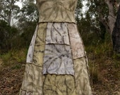 SALE Handmade dress // oo...