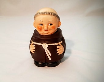 Vintage Friar Tuck Monk Bank Goebel SD 29 Western Germany