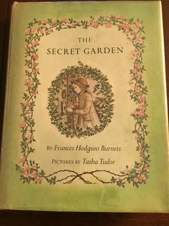 The Secret Garden By Frances Hodgson Burnett By Randrvintagebooks