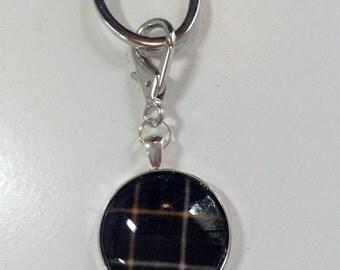 MacAlpine Tartan keychain,#MAC0005