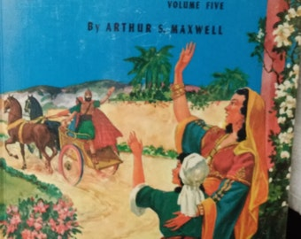PRICE REDUCED: Arthur Maxwell The Bible Story Volume 5