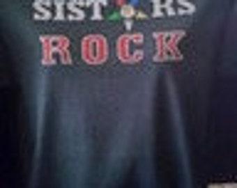 SiSTars Rock TEe
