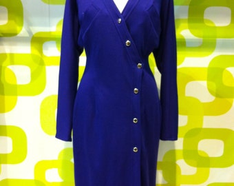 vintage dress, dress 1970, made italy