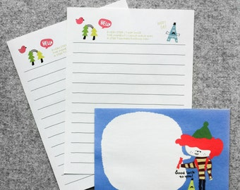 LAST CHANCE SALE! Cute paper set #1 | Cute Stationery