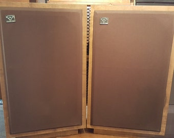 Cerwin Vega! D-5 Digital Series 3-Way Speakers