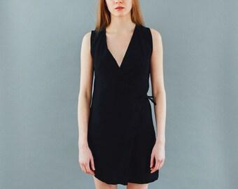 NAGI DRESS BLACK