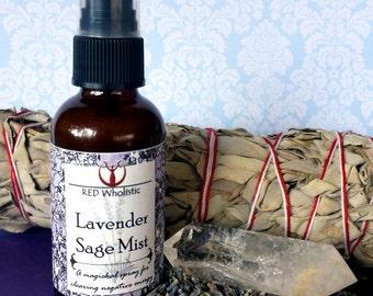 Lavender Sage Mist