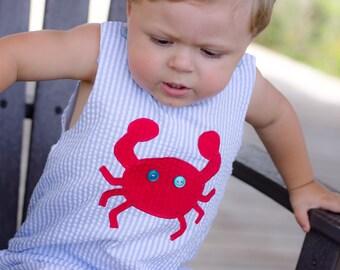 Crab Jon Jon, Crab Romper