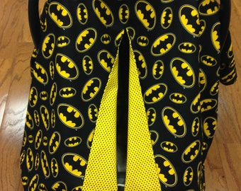 Batman Black Car Seat Canopy