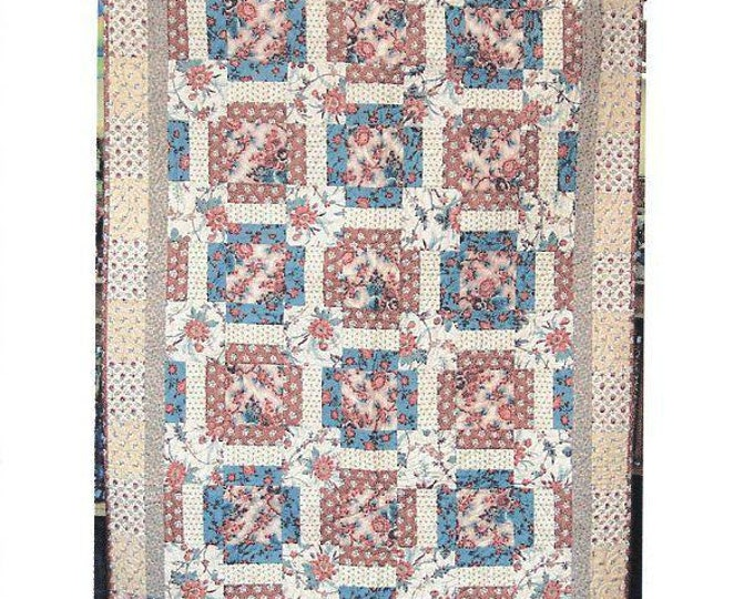 Free Usa Shipping Quiltin tia Quilt Monkey Business 2004 Craft Sewing Pattern New Condition