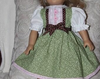 """Doll Dress, 18"""" doll Dress, Fits AG dolls"""