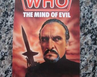Doctor Who - The Mind of Evil - Target Paperback Book