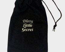 Shoe Bag /// Dirty Little Secret /// Pole Dance /// Stripper Heels