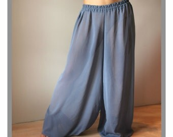 Tribal fusion / Harem pants / american tribal style / belly dance / ATS