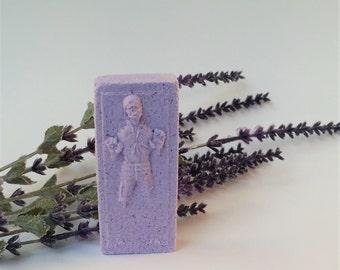 Apollo (Lavender Vanilla Bath Bomb) - Han Solo in Carbonite