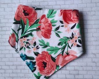 Feurs bandana  / Bandana bib  Floral