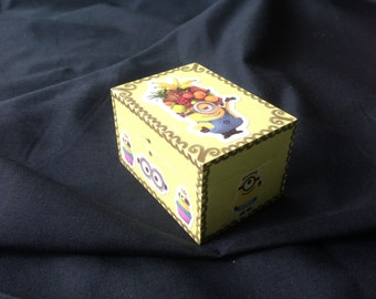 OOAK tooth fairy or treasure box