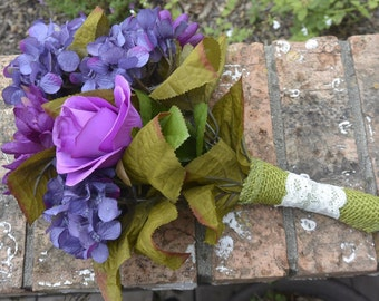 Violet Hydrangeas  CLEARANCE